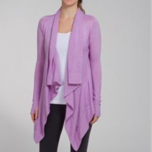 LULULEMON Live Healthy Wrap Heathered Iris